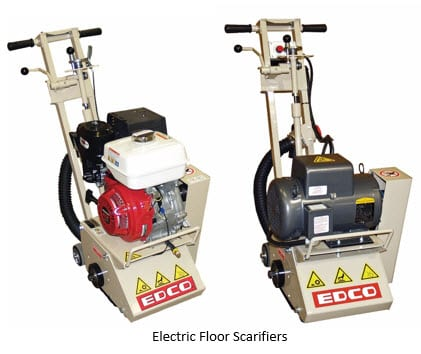 Edco Concrete Grinders And Scarifiers Pro Tool Amp Supply