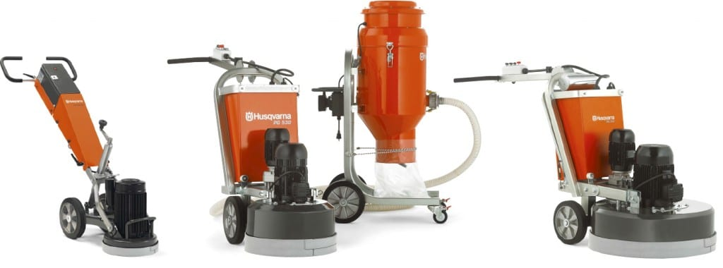 Rent concrete floor grinders and scarifiers from pro equipment rental
